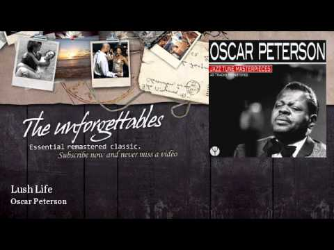 Oscar Peterson - Lush Life - feat. Ella Fitzgerald