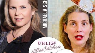 Michaela Schaffrath bei Uhligs stilles Örtchen
