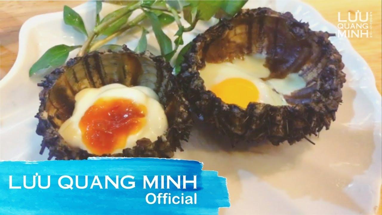 VIETNAMESE FOOD #2 | SEA URCHIN GRILLED