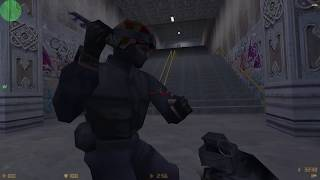 Counter-Strike beta 6.1 es_frantic online gameplay - October 2019