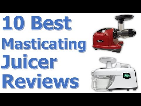 Best Masticating Juicer Reviews || Best Cold Press Juicers on the Market