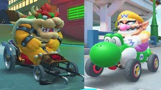 Mario Kart Tour - Gameplay Part 13 - NEW UPDATE TOKYO TOUR Toad Cup 150cc (iOS/Android)