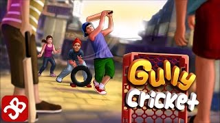 Gully Cricket 2016 (By Games2win) - iOS/Android - Gameplay Video