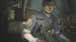 Resident Evil 2 Remake Glitches - Police Station To Orphanage, Sewer Skip On 1.03 | Airwalk On 1.03