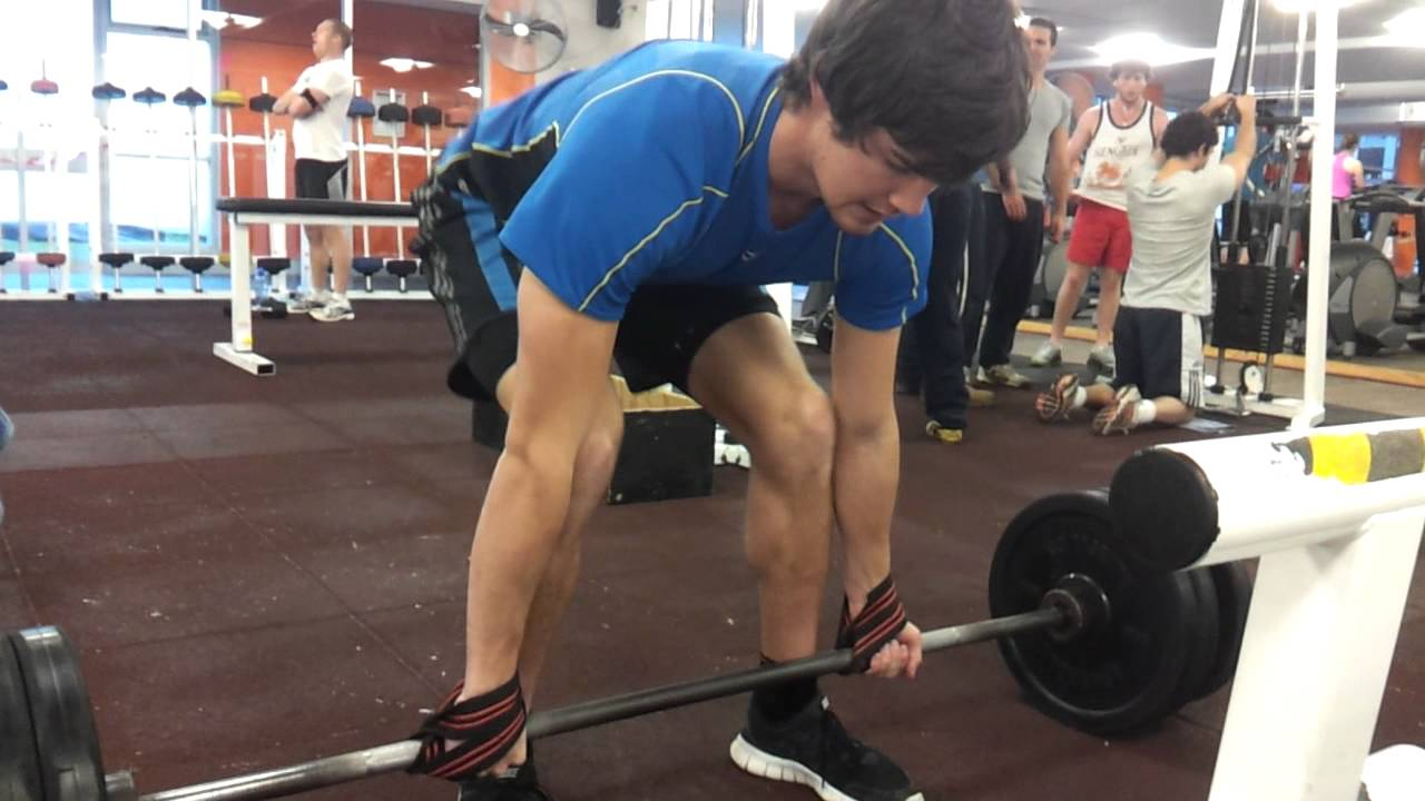 Dead Lift 160kg 360 Pounds 71kg Body Weight