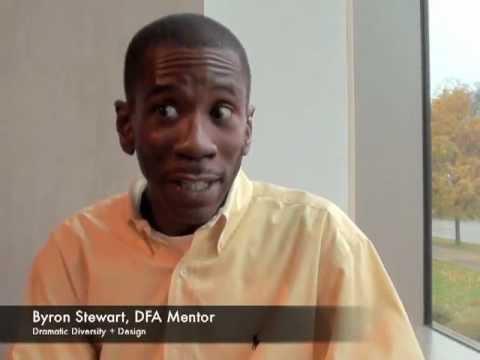 DFA Mentor: Byron Stewart!