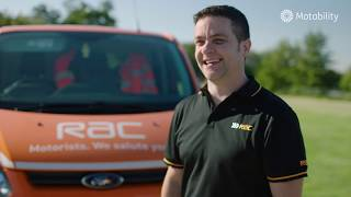 A day in the life of an RAC Patrolman