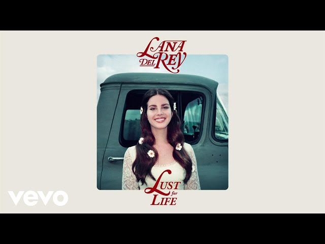 Lana Del Rey - Groupie Love (Official Audio) ft. A$AP Rocky