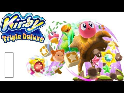 NUEVA SERIE! Kirby Triple Deluxe! Capitulo 1!