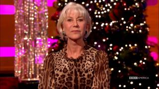 Helen Mirren Tells 2016 Goodbye - The Graham Norton Show