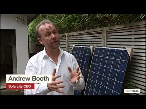 New Zealand Penalises Solar Power Users