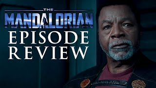 The Mandalorian Chapter 12 - The Siege Episode Review