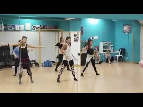 Street Jazz - Santinelli Dance Academy