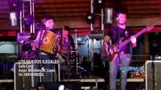 Los Nuevos Ilegales - Salio Caro (En Vivo Fiesta SERVANDOZL 2016)