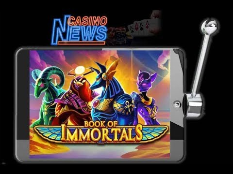 Book of Immortals Slot is a iSoftBet slot launched in The game houses 5 reels and 10 paylines with a % RTP.This non-progressive slot game also features mobile, scatter symbols, wilds, bonus games, free spins.This game has a jackpot of 1, coins and .Kurtalan
