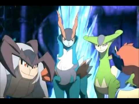 pokemon legendary kyurem