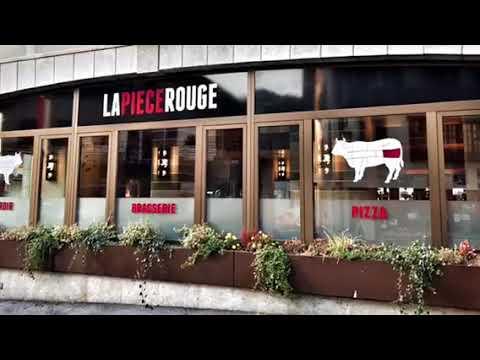 La Pièce Rouge Charmey - Publicity Shop