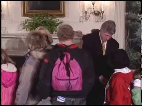 The White House Open House Event (1993)