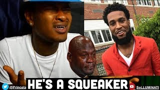 Who mans is this? Why is He Crying? ft. Chris & Queen