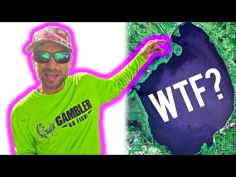 10 CRAZY FACTS About FISHING Lake OKEECHOBEE