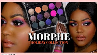 MORPHE HOLIDAY COLLECTION | 15S Palette Tutorial