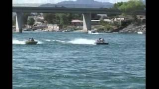 Biesemeyer ski boat vs K-5