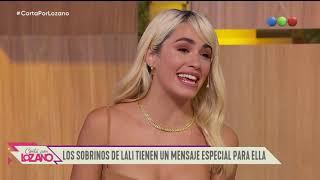 Lali Espósito en el diván de Vero - Cortá por Lozano 2021