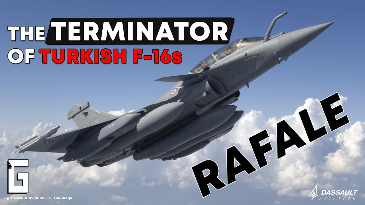 Download GREEK RAFALE ARMED WITH METEOR: The Terminators of the Turkish F16s