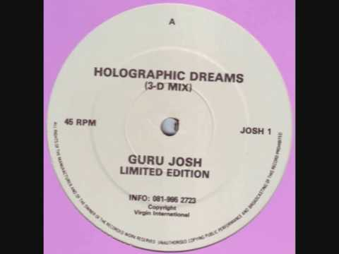 Guru Josh - Holographic Dreams