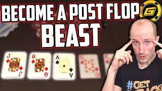 How To Play The Flop (NLH) - Winning Poker Strategy