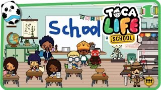 Toca Life: School (Toca Boca) - Best App for Kids