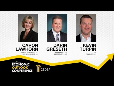 Natural Gas & Oil Panel  |  2016 Kansas Economic Outlook Conference