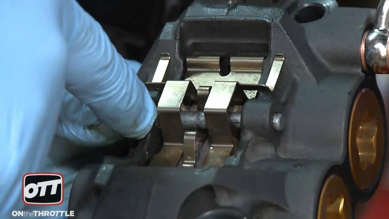 Performance Upgrades Yamaha YZF-R6 Front Brake Pads
