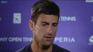 Djokovic Assesses His Game After the 2014 Miami Quarter-finals