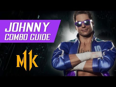 Johnny Cage Combo Guide (Tournament/Ranked) – Mortal Kombat 11