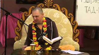 Шримад Бхагаватам 4.16.1 - Акшаджа прабху
