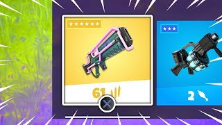 Season 7 Mythic WEAPONS and Mythic BOSSES in Fortnite!