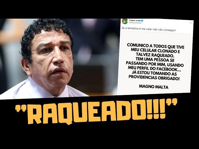 O PERU DO MAGNO MALTA FOI HACKEADO?!!!