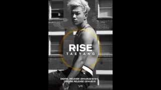 Taeyang (태양)- 눈, 코, 입 (Eyes, Nose, Lips : Eyes, Nose, Mouth) HQ AUDIO