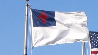 Alabama City Ordered To Stop Flying Christian Flag