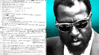 Thelonious Monk's 25 Tips for Musicians