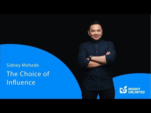 Sidney Mohede - The Choice Of Influence