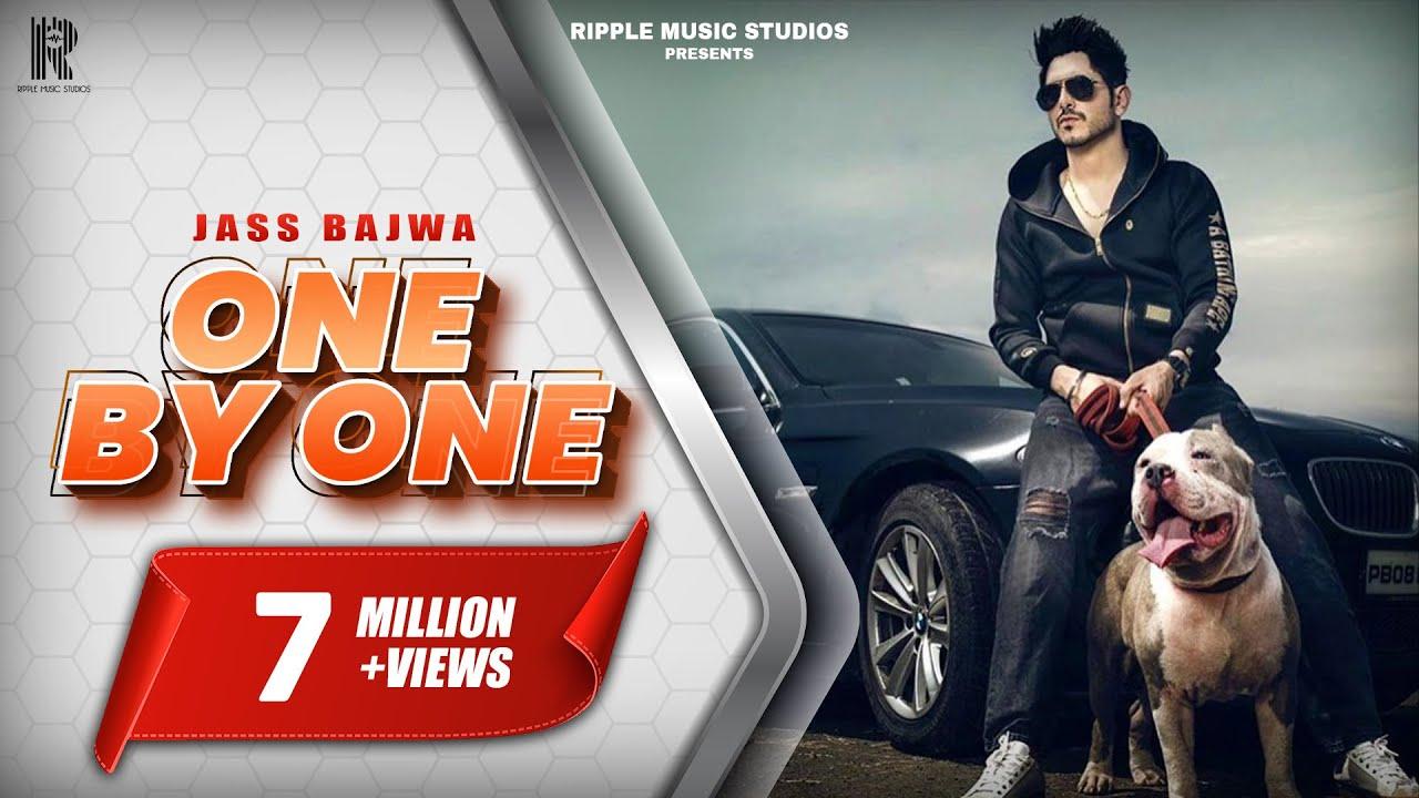 One By One Official Video Jass Bajwa Jatt Nation Ripple Music Latest Punjabi Songs 2018