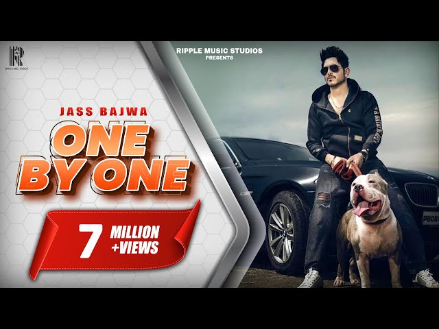 One By One ( Official Video ) Jass Bajwa | Jatt Nation | Ripple Music | Latest Punjabi Songs 2018