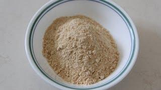 Powder Chutney For Idli & Dosa
