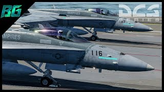 Sochi Airbase Attack!   Dcs World Free For All Month