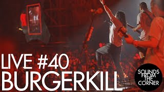 Sounds From The Corner Live 40 Burgerkill