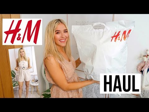 H&M Try On Haul | Spring/Summer 2019