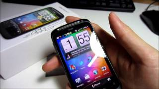 [Review] HTC Desire S with HTC Sense