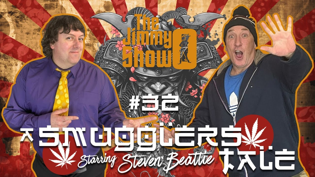 Steven Beattie - A Smugglers Tale : The Jimmy O Show #32